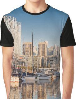Puerto Madero - Buenos Aires (Argentine) bis Graphic T-Shirt