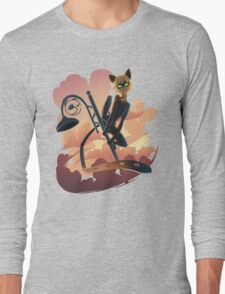 Cat Noir Long Sleeve T-Shirt