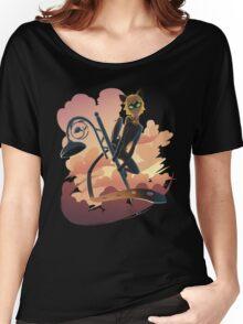 Cat Noir Women's Relaxed Fit T-Shirt