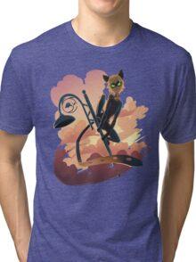 Cat Noir Tri-blend T-Shirt