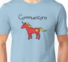 Communicorn (Communist Unicorn) Unisex T-Shirt