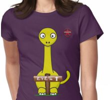 GeekGirl - Eyes Womens Fitted T-Shirt