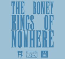 The Boney Kings of Nowhere -Blue Kids Clothes