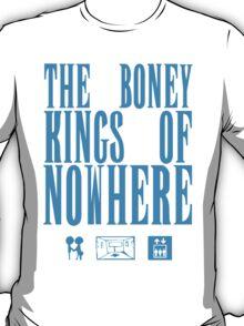 The Boney Kings of Nowhere -Blue T-Shirt