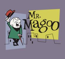 Mr Magoo by Bradley John Holland