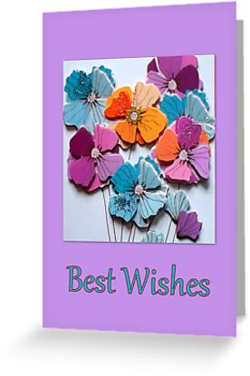 Best Wishes by ©The Creative  Minds