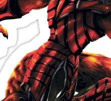 War Within Fire Wolf Sticker