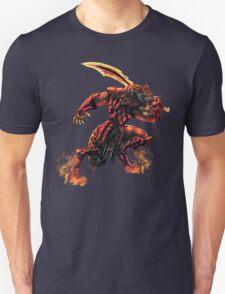 War Within Fire Wolf Unisex T-Shirt
