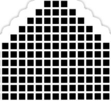 PIXEL8 | Vulcan Bomber Sticker