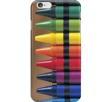 Crayola iPhone case iPhone Case/Skin