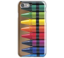 Crayola iPhone case iPhone Case/Skin