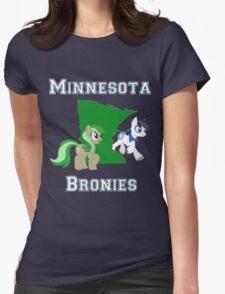 Minnesota Bronies Womens Fitted T-Shirt