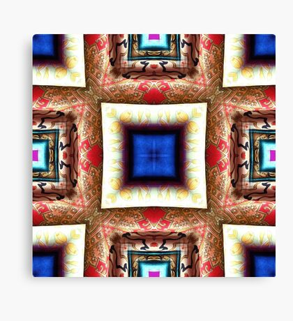 Check it out Canvas Print