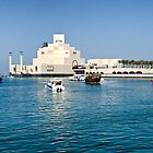 Doha: Museum of Islamic Art by Kasia-D