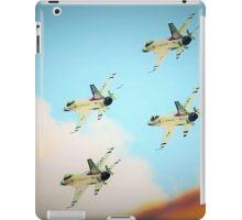 Air show iPad Case/Skin