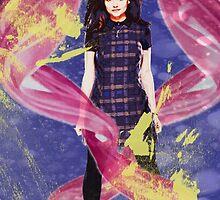 Clara Oswald by brynnlm