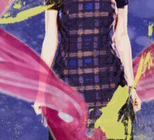 Clara Oswald Sticker