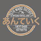 Tokyo ghoul Anteiku Coffee Shop by fanfreak1