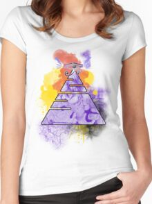 23 Women's Fitted Scoop T-Shirt