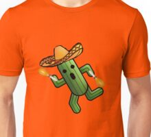 Musical Cactuer  Unisex T-Shirt