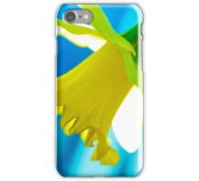 Daffodil Blues iPhone Case/Skin