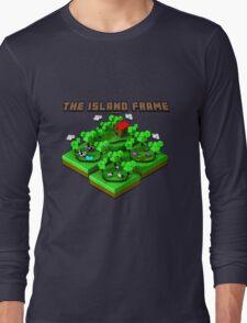 Isometric Island Frame Long Sleeve T-Shirt