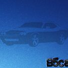 Dodge Challenger B5 Because by kalitarios
