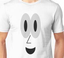 Smiling Cartoon Face Tee Unisex T-Shirt