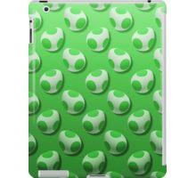 Yoshi Eggs!  iPad Case/Skin