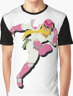 Fabulous Captain Falcon Graphic T-Shirt