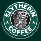 COFFEE SLYTHERIN by alexcool