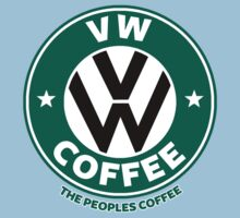 COFFEE VW by alexcool