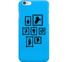 Stage Select iPhone Case/Skin