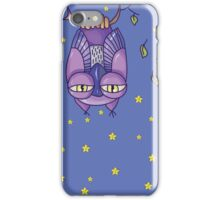 This Owl is Batty iPhone Case/Skin