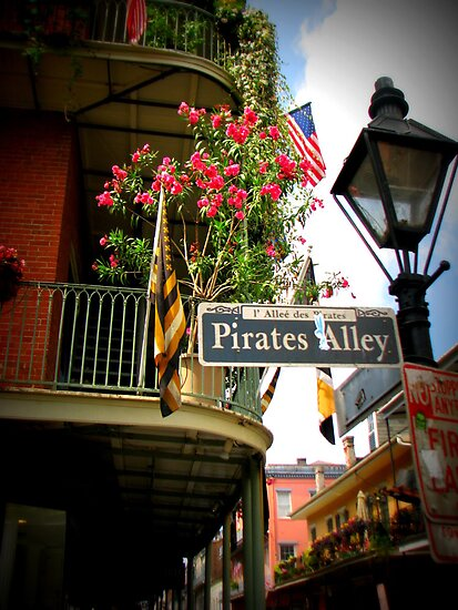 Pirates Alley by mulith