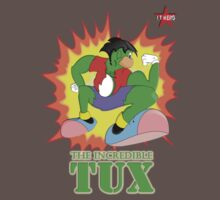 I.T HERO - The Incredible Tux Kids Clothes