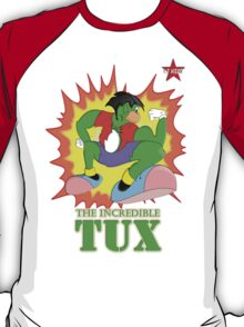 I.T HERO - The Incredible Tux T-Shirt