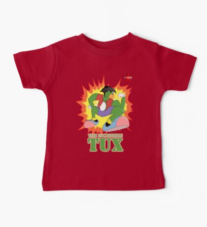 I.T HERO - The Incredible Tux Baby Tee