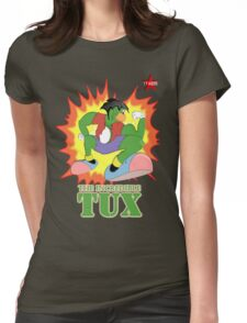I.T HERO - The Incredible Tux Womens Fitted T-Shirt