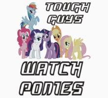 Tough guys [black text] by wittlewoona