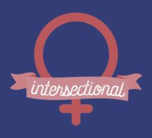 Intersectional Feminist Banner by feministshirts