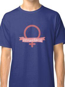 Intersectional Feminist Banner Classic T-Shirt