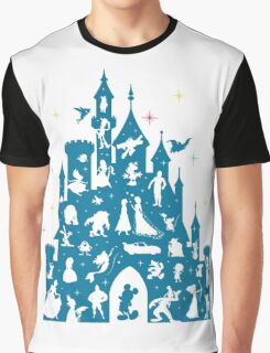Most Magical Castle Graphic T-Shirt