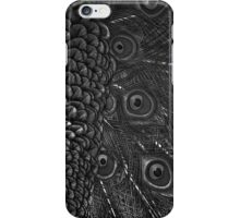 Night of the Peacock iPhone Case/Skin