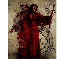 Necromancer Photographic Print