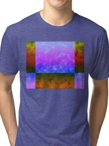 0770 Abstract Thought Tri-blend T-Shirt