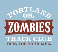 Portland Zombies Track Club T-Shirt