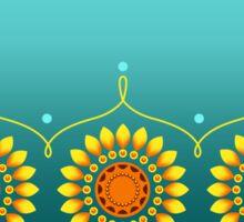 Sunflower Fever Sticker