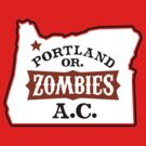 Portland Zombies AC Oregon by Rob DeBorde