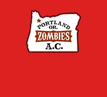 Portland Zombies AC Oregon T-Shirt